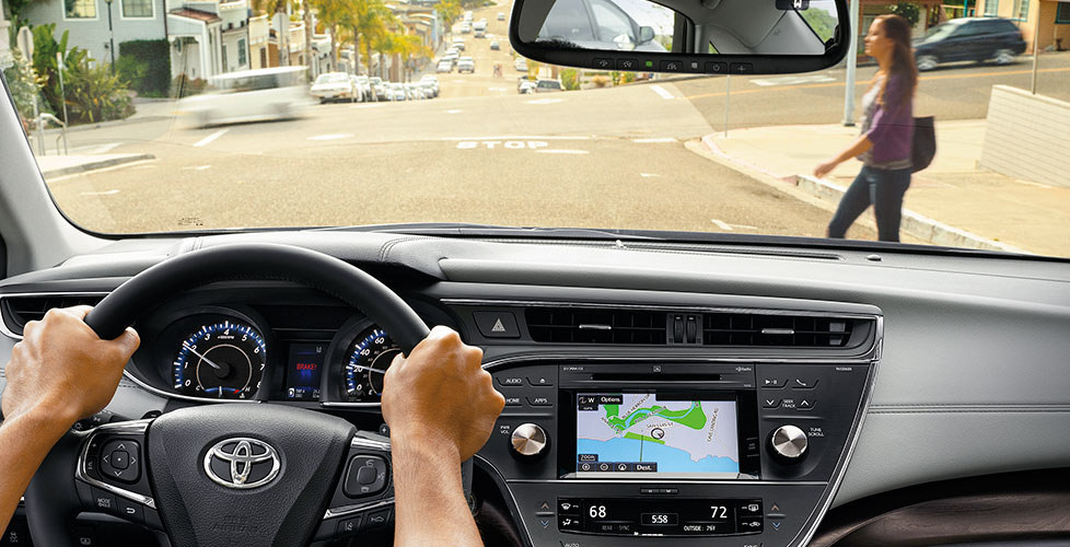 Toyota Creating a Connected Car