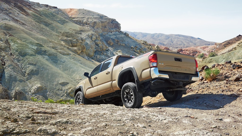 The Best 3 Places to Go Off-Roading Near Santa Fe | Toyota