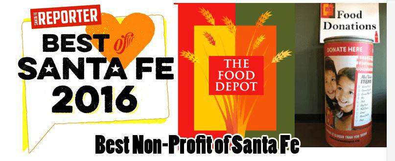 Food Depot Winner of 2016 Best of Santa Fe