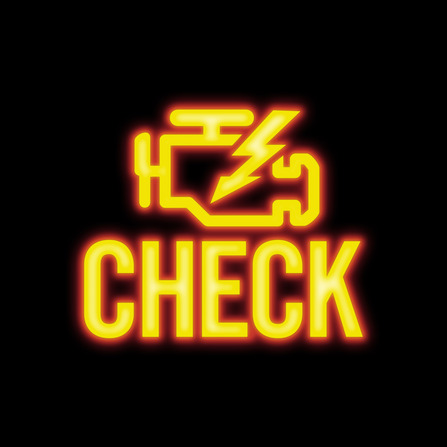 Toyota service technicians can diagnose and repair a Check Engine light